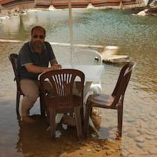 Abdelouahed felhasználói profilja