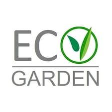 Eco Garden - Uživatelský profil