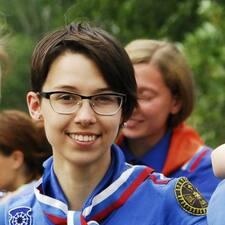 โพรไฟล์ผู้ใช้ Полина Олеговна