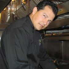 Chef - Uživatelský profil