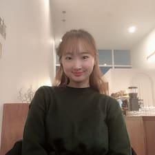 예린 felhasználói profilja