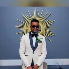 Profilo utente di Olaniyi
