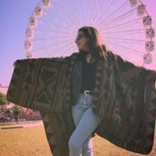 Ariane Sá felhasználói profilja