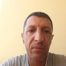 Profil Pengguna Aurelio