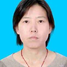 金萍 felhasználói profilja
