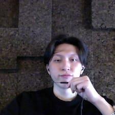 Taekwoo的用戶個人資料