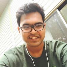 Nikhil的用戶個人資料