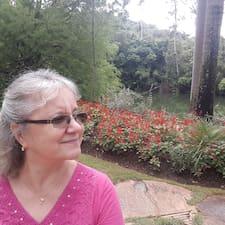 Maria Lucia felhasználói profilja