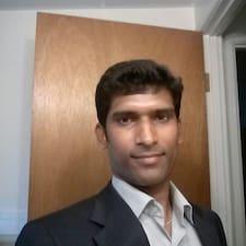 Mohanram felhasználói profilja