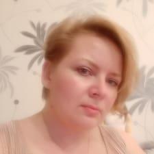 Perfil do utilizador de Юлия