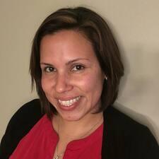 Maritza felhasználói profilja