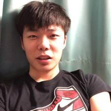 Zhang的用戶個人資料