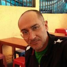 Henkilön Andrés käyttäjäprofiili