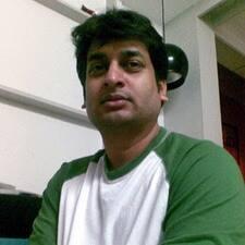 Perfil de usuario de Abhijeet