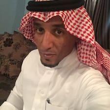 Perfil do utilizador de Ahmed