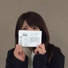 Profil utilisateur de Yuriko