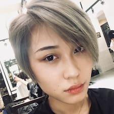 小霞 User Profile