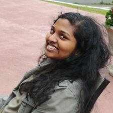 Saijeeni felhasználói profilja