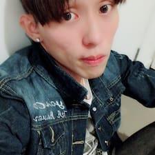 Henkilön Mun Ming käyttäjäprofiili