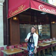 Perfil do utilizador de Camille