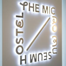 Profil utilisateur de The Micro Museum Hostel Kichijoji