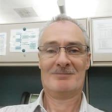 Profil korisnika Gregg