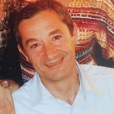 Profil Pengguna Giuseppe