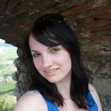 Profil Pengguna Markéta