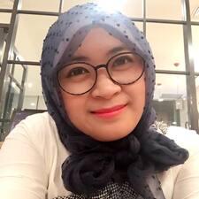 Yunita User Profile