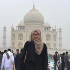 Profil utilisateur de Amiza Zulaikha