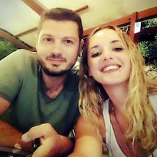 Profil utilisateur de Sergio & Anastasia