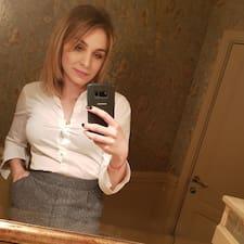 Gebruikersprofiel Anastasia