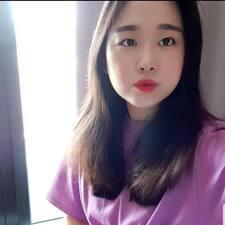 Användarprofil för Songyi