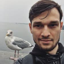 Användarprofil för Nikolai