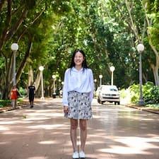Minhee User Profile