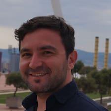 Ahmet - Uživatelský profil