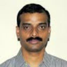 Partha Sarathi - Uživatelský profil
