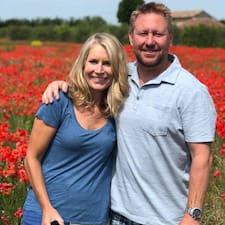 Lisa David & John Garle User Profile