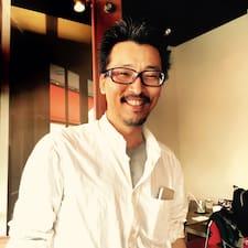 Taro felhasználói profilja