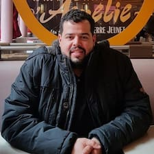 José Geraldo felhasználói profilja