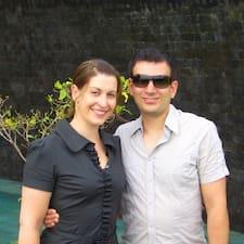 Annette & Simon User Profile