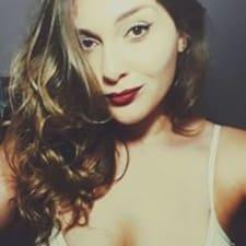 Profil Pengguna Maria Eduarda