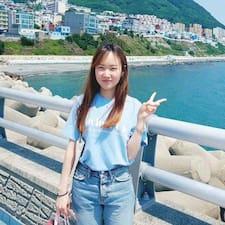 Gebruikersprofiel Kiyoung