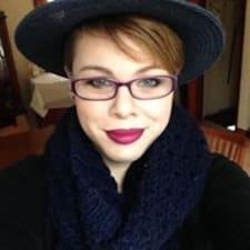 Lizzi felhasználói profilja