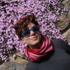 Amanda Izadora felhasználói profilja