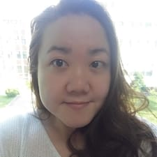 Henkilön EunYoung käyttäjäprofiili