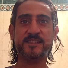 Hesham felhasználói profilja