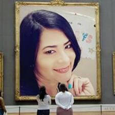 Profil utilisateur de Damarys