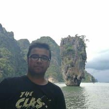 Cristóbal felhasználói profilja