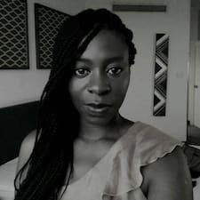 Henkilön Angelique käyttäjäprofiili